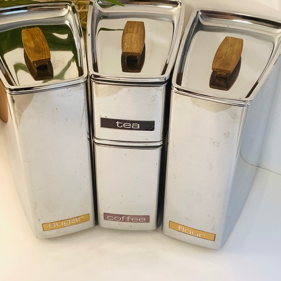Vintage Other - Vintage | Lincoln Beautyware Canisters Set